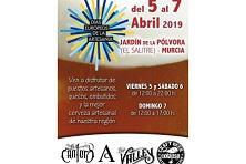 Día Europeo de la Artesanía en Murcia. Y cervezas artesanas Locales