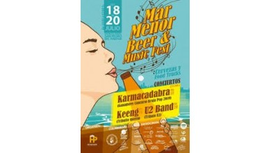 Mar Menor Beer Fest 2019