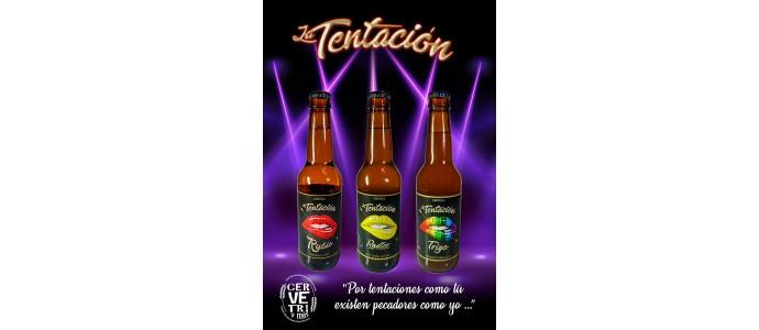 Cervezas La Tentación
