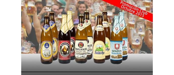 Prepárate para el Oktoberfest 2016 Munich - Alemania